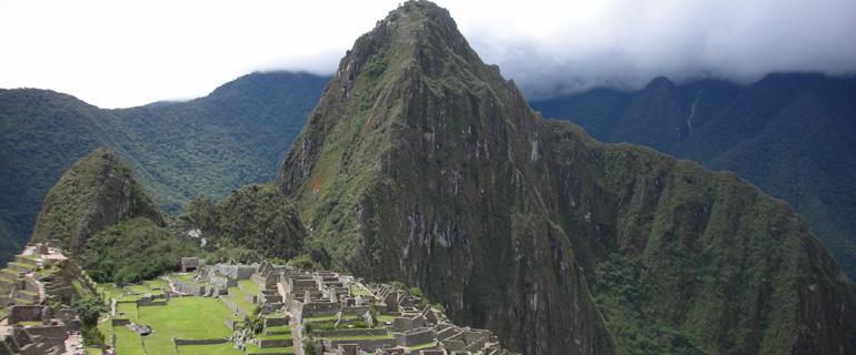 ペルー旅行記 -マチュピチュ・チチカカ・ナスカの地上絵-